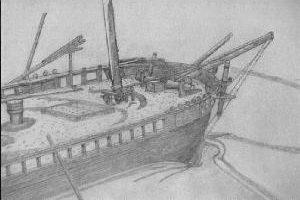 Lake Erie Shipwreck