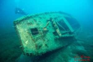 Unknown Tobermory Shipwreck