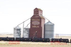 Grain Elevator 25