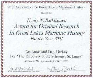 Barkhausen Award