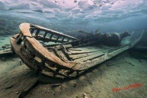 """""""Alice G"""" a Tobermory Shipwreck"""